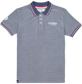 Kaporal Aviro Short-Sleeved Polo Shirt, 10-16 Years