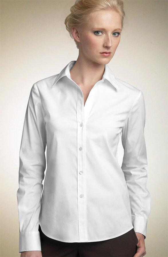 Theory 'Larissa Luxe' Shirt