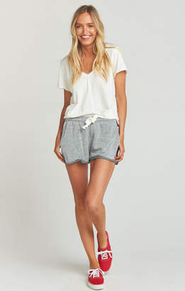 Show Me Your Mumu Douglas Shorts ~ USA French Terry