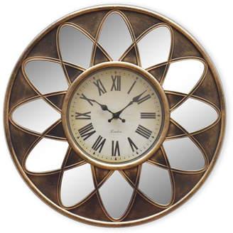 Elico Ltd Infinity Mirror Wall Clock