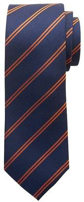 Banana Republic Double Stripe Silk Nanotex® Tie