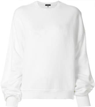 R 13 ロングスウェットシャツ