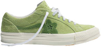 Converse One Star Ox Tyler the Creator Golf Le Fleur Jade Lime
