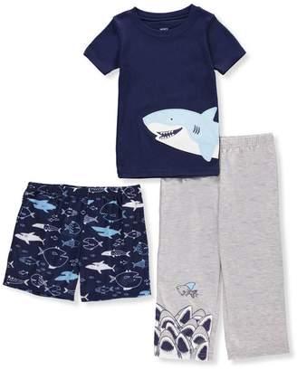 Carter's Little Boys' Toddler 3-Piece Pajama Set