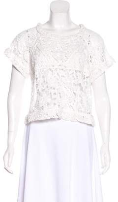 IRO Filly Lace Top