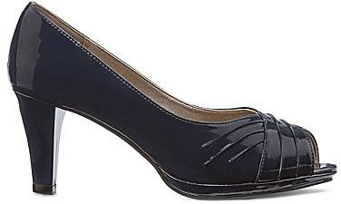 SoftStyle Soft Style® by Hush Puppies Fayth Peep-Toe Pumps