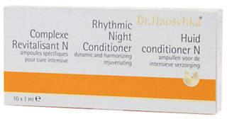 Dr. Hauschka Skin Care Rhythmic Night Conditioner 10 Amps