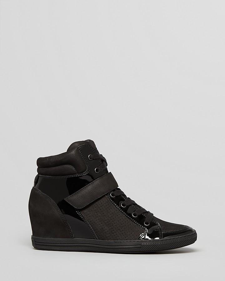 Paul Green Sneakers - Paris Wedge Perforated