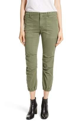Nili Lotan French Crop Military Pants