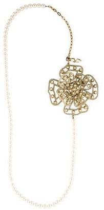 3-D flower-pendant necklace Valentino cLJjfm