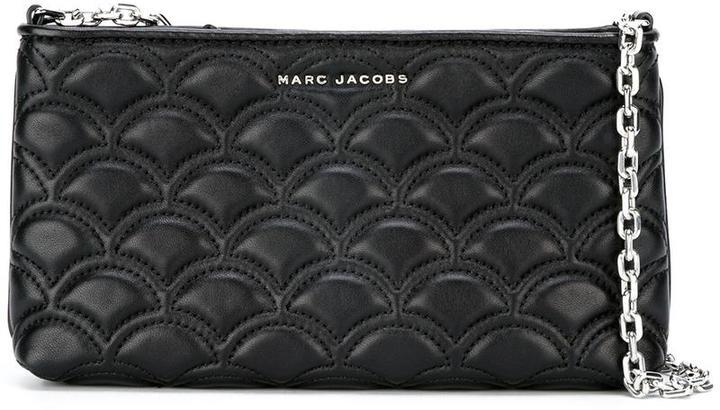 Marc JacobsMarc Jacobs matelasse clutch