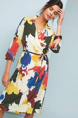 WRAY Expressionist Wrap Dress