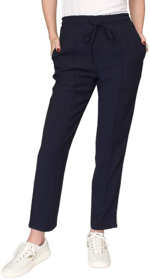 FRNCH Side Stripe Trousers