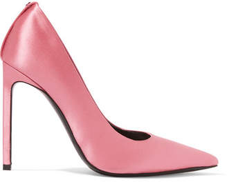 Tom Ford Satin Pumps - Pink