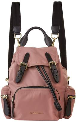 Burberry Small Buckled Rucksack