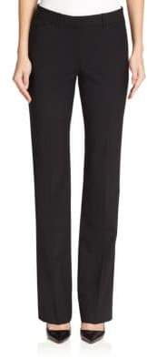 Theory Custom Max Edition Straight-Leg Pants