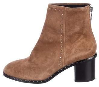 Rag & Bone Studded Ankle Boots