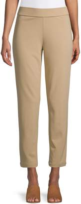 Halston H Mid-Rise Pants