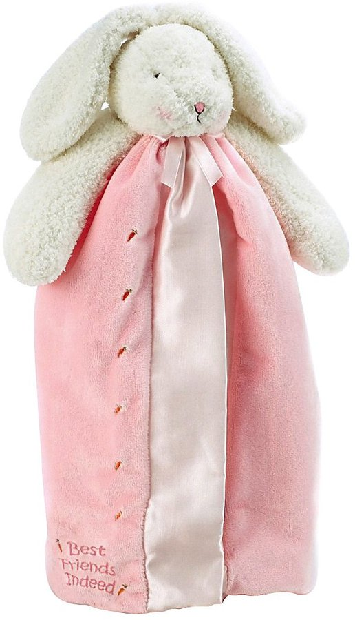 Bunnies by the Bay Buddy Blanket, Pink