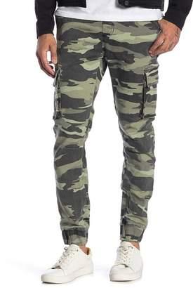 nANA jUDY Camouflage Jogger Pants