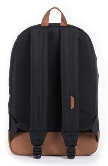 Herschel Men's Heritage Backpack - Black