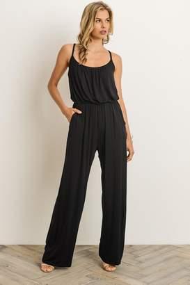 Gilli Black Comfy Jumpsuit