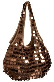 Prezzo Palliette Disc and Crochet Sling
