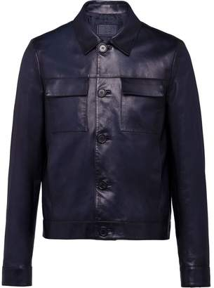 Prada shirt jacket