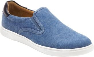 Vionic Men's Canvas Slip On Sneaker - Brody