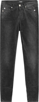 7 For All Mankind Skinny Corduroy Pants