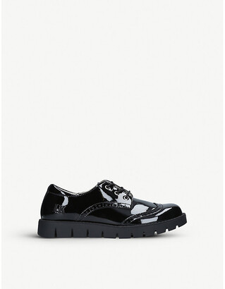 Lelli Kelly Kids Michelle patent-leather brogues 6-8 years