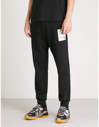 Maison Margiela Relaxed-fit cotton-jersey jogging bottoms