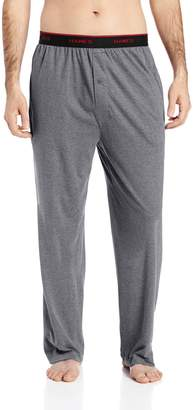 Hanes Men's Knit Pant with Elastic Waistband