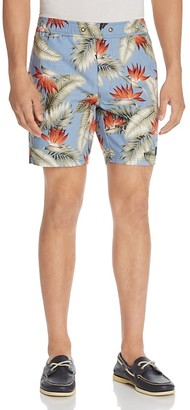 Barney Cools Floral Poolside Shorts $79 thestylecure.com