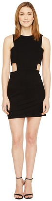 Christin Michaels - Grecia Sleeveless Bodycon Dress with Side Cut Outs Women's Dress $64 thestylecure.com