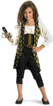 BuySeasons Pirates of The Caribbean 4 on Stranger Tides Angelica Big Girls Costume