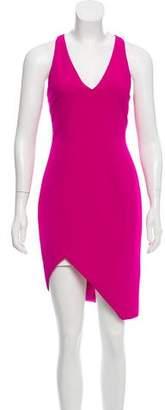 Jay Godfrey Wrights Asymmetrical Dress