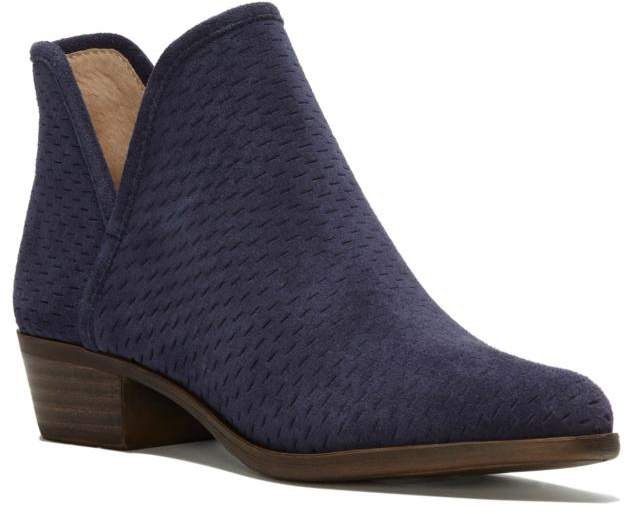 Lucky Brand Baley Perforated Bootie