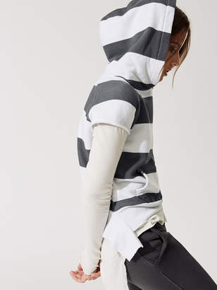 Frank And Eileen SLEEVELESS PULLOVER HOODIE