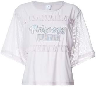 Sophia Webster Puma X Princess frill T-shirt