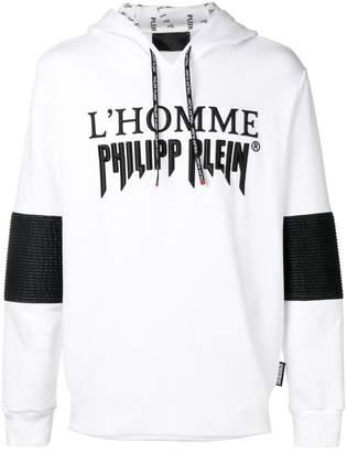 Philipp Plein hooded sweatshirt