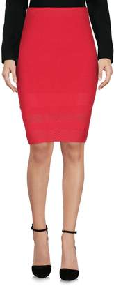 Pinko Knee length skirts - Item 35384608GT