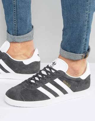 2b7724c9643 Mens Adidas Gazelle Trainers - ShopStyle UK