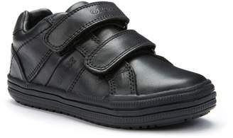 Geox Elvis Boys Velcro Strap School Shoe