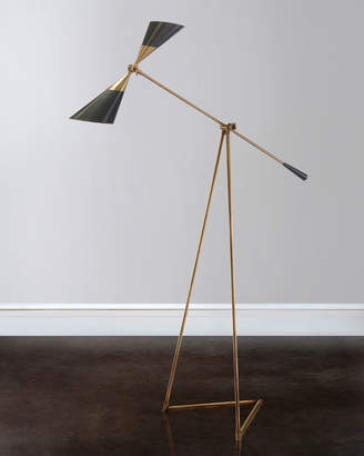 John-Richard Collection John Richard Collection Mid-Century Floor Lamp