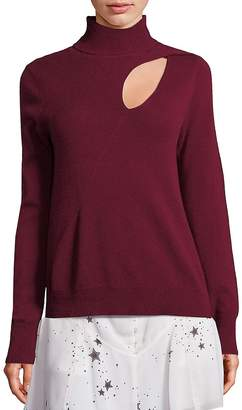 A.L.C. Women's Wool & Cashmere Cutout Sweater