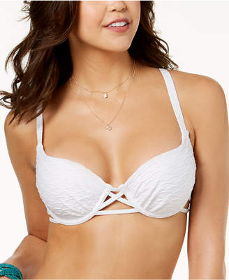 Macy's Super cute bikini top with strappy back