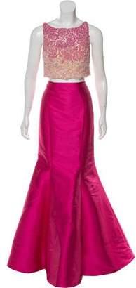 Jovani Sequin Skirt Set w/ Tags