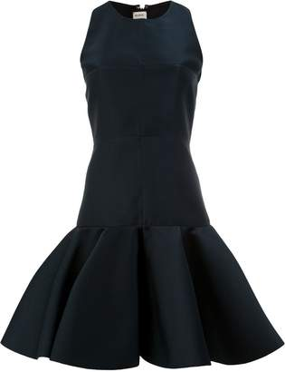 Maison Rabih Kayrouz peplum short dress