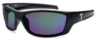 Typhoon Pirch Schooner Polarized Oval Sunglasses